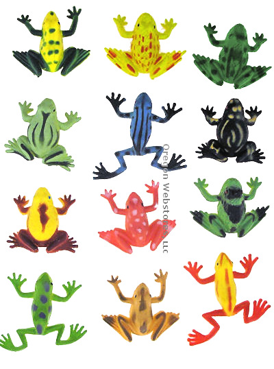 The Frog Store: Frog Gifts, Frog Party Supplies, Frog Jewelry - Toys ...
