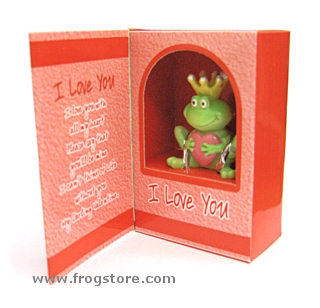 Frog Valentine Gifts Cards Toys And Frog Prince Gifts