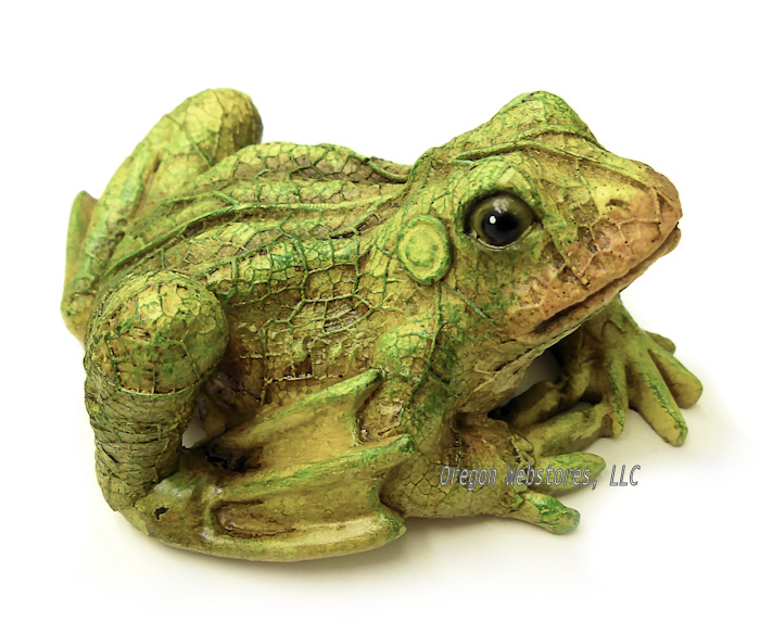 Frog Store figurines and frog statues Polystone and resin