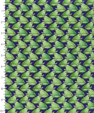 Froggy Fat Quarters: #41