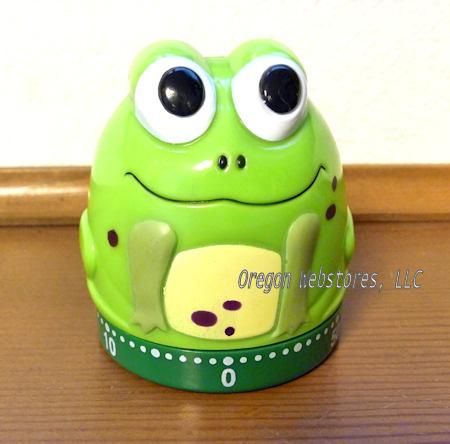 Froggy Fun Kitchen Timer