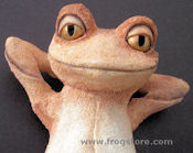 A Breed Apart: Smitty Jr. Frog
