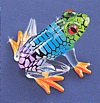 """Island Hopper"" Glass Frog"