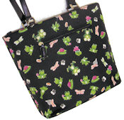 Frolicking Frogs Medium Purse