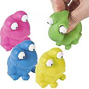 Frogs With Pop-Out Eyes (6 pcs)