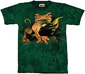 Hangin' Out Frog T-Shirt -Youth