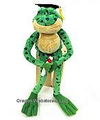 GUND Farley Graduate Frog Musical