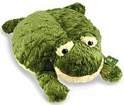 Round Frog Plush Pillow