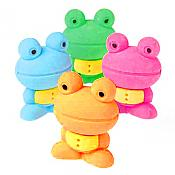 Helpful Frog Erasers (6pk)
