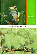 """Ribbit Ribbit"" Frog Birthday Card"