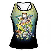 Balancing Act Women's Athletic Tank Top