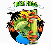 Treefrog Tshirt - Youth