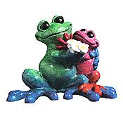 Kitty's Critters Frog: Luv Bugs