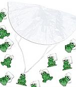 Frog Paratrooper Toys (12)