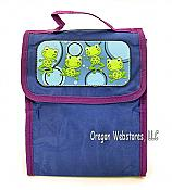 Hoppin Happy Frog Lunch Bag