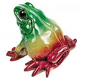 Kitty's Critters Frog: Jerry
