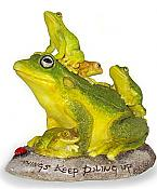 Bergsma Hoppy Frogs: Piling Up