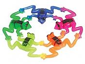 Skydiving Frogs Mini Flying Saucer