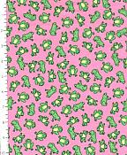 Froggy Fat Quarters: #51