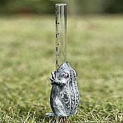 Big Mouth Frog Rain Gauge