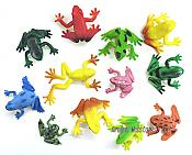 Natural Frog Assortment (12 pcs)