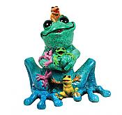 Kitty's Critters Frog: Super Mom