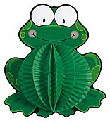 3-D Frog Pop-out Decorations (3)