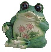 Flower-Belly Garden Frog