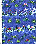 Froggy Fat Quarters: #65