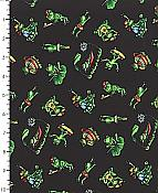 Froggy Fat Quarters: #67