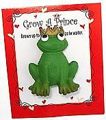 Grow a Frog Prince: Sitting