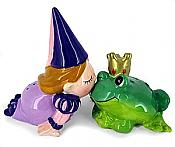 Princess and Frog Salt & Pepper Shakers