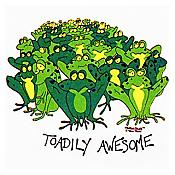 Toadily Awesome T-Shirt