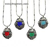 Laughing Frog Necklaces