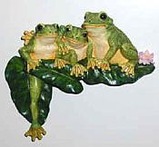 Frog Corner Sitters