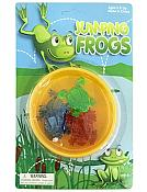 Jumping Frogs Party Game