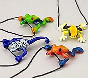 Dart Frog Necklaces (12)