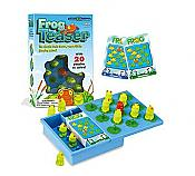 Frog Brain Teaser Game