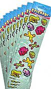 Frog Stickers (12 sheets)
