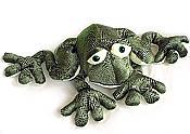 Plush Natural Frog