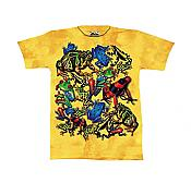 Frog Collage Youth T-Shirt