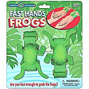 """Fast Hands"" Frog Game"