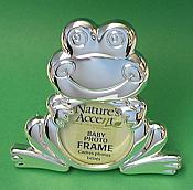 Silvery Baby Frog Frame