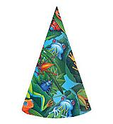 Frogs & Lizards Party Hats