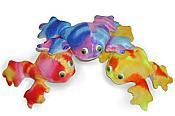 Tie-Dyed Frogs, Dozen