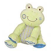 Baby Cheeks Hop Frog Plush