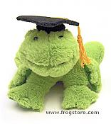 Mini Graduation Musical Frog
