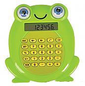 Googly-Eyes Frog Calculator
