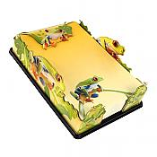 Tree Frog 4x6 Notepad Holder