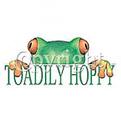 Toadily Hoppy T-Shirt (Adult)
